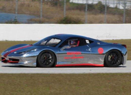 Ferrari 458 Challenge Cromata - Foto 2 di 11