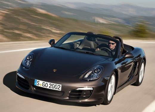 Porsche Boxster S - Foto 10 di 32