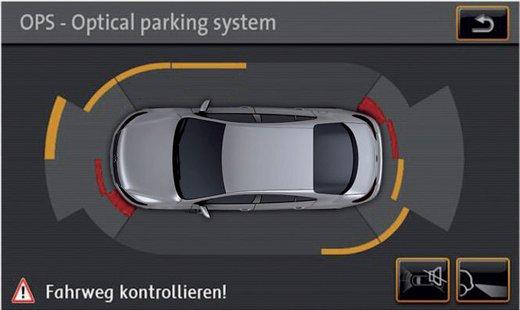 Volkswagen CC prova su strada - Foto 22 di 24