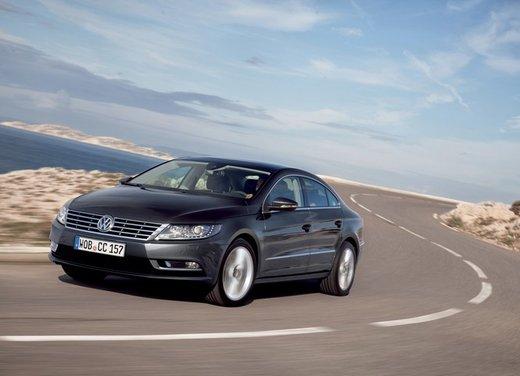 Volkswagen CC prova su strada - Foto 5 di 24