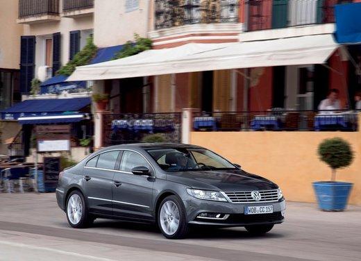Volkswagen CC prova su strada - Foto 9 di 24