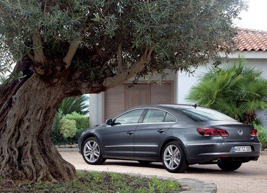 Volkswagen CC prova su strada - Foto 8 di 24