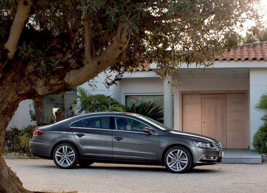 Volkswagen CC prova su strada - Foto 12 di 24