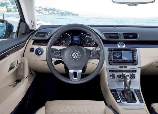 Volkswagen CC prova su strada - Foto 17 di 24