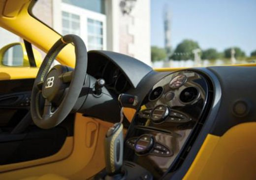 Bugatti Veyron Grand Sport Special Edition al Qatar Motor Show - Foto 8 di 17