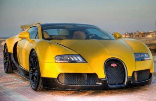 Bugatti Veyron Grand Sport Special Edition al Qatar Motor Show - Foto 12 di 17