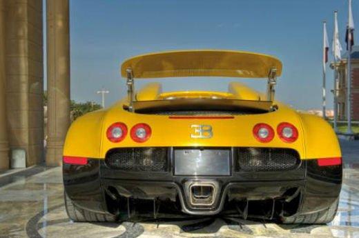 Bugatti Veyron Grand Sport Special Edition al Qatar Motor Show - Foto 14 di 17
