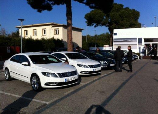 Volkswagen CC prova su strada - Foto 2 di 24