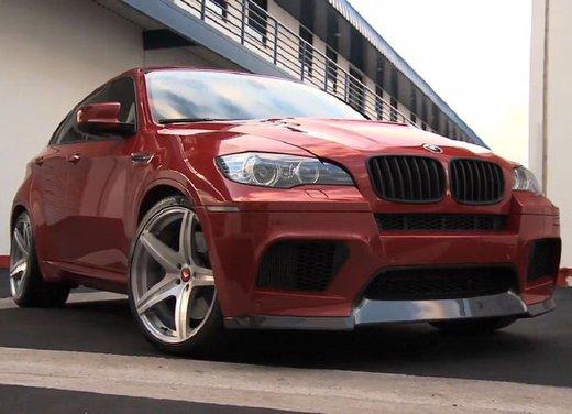 BMW X6 M Tuning by Vorsteiner - Foto 9 di 13