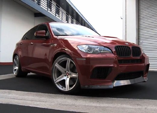 BMW X6 M Tuning by Vorsteiner - Foto 10 di 13