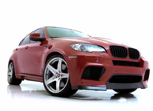BMW X6 M Tuning by Vorsteiner - Foto 13 di 13