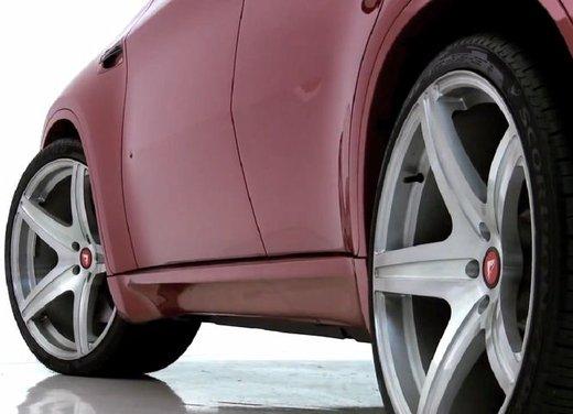 BMW X6 M Tuning by Vorsteiner - Foto 1 di 13