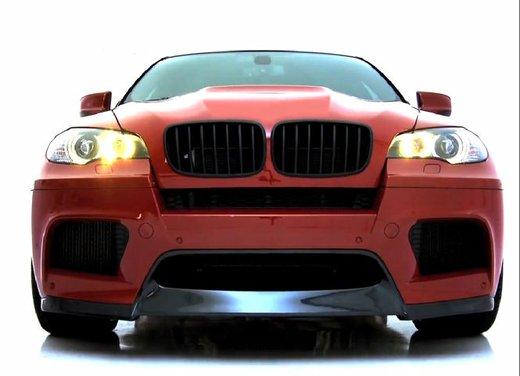 BMW X6 M Tuning by Vorsteiner - Foto 2 di 13
