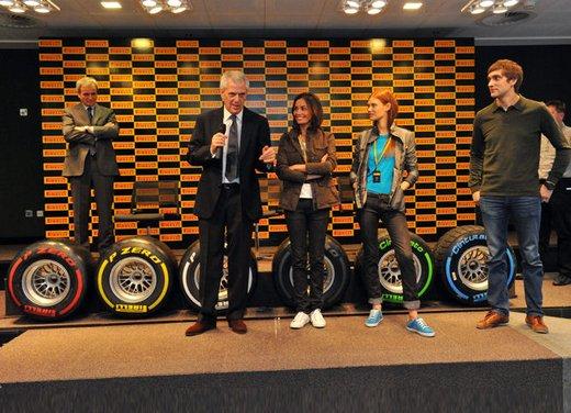 Pirelli P Zero e Pirelli Cinturato i pneumatici della Formula 1 2012