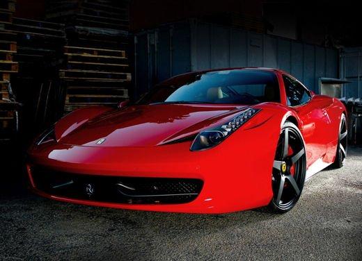 Ferrari 458 Italia by Vorsteiner - Foto 6 di 11
