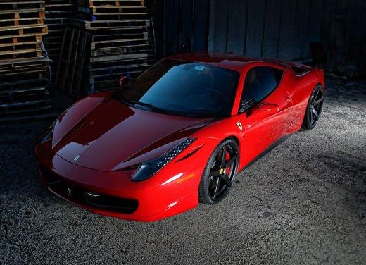 Ferrari 458 Italia by Vorsteiner - Foto 7 di 11