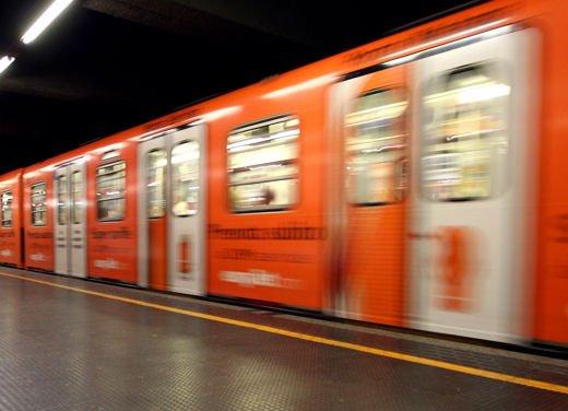 Prefetto di Milano precetta i macchinisti della linea rossa della Metro di Milano per salvare la Fiera - Foto 1 di 5