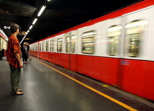 Prefetto di Milano precetta i macchinisti della linea rossa della Metro di Milano per salvare la Fiera - Foto 2 di 5