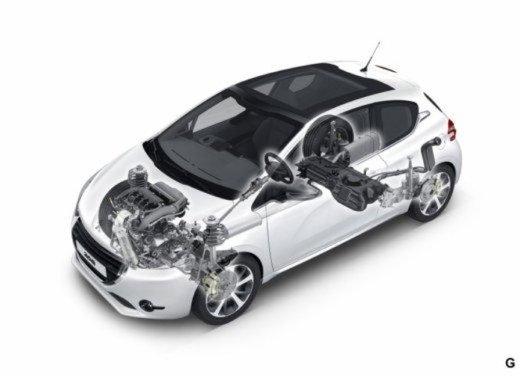 Peugeot 208 Access 3 porte con motore 12V 1.0 VTi da 68 CV a 11.650 € - Foto 48 di 48