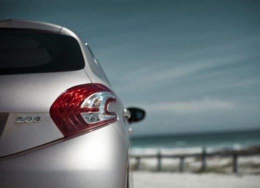 Peugeot 208 Access 3 porte con motore 12V 1.0 VTi da 68 CV a 11.650 € - Foto 40 di 48