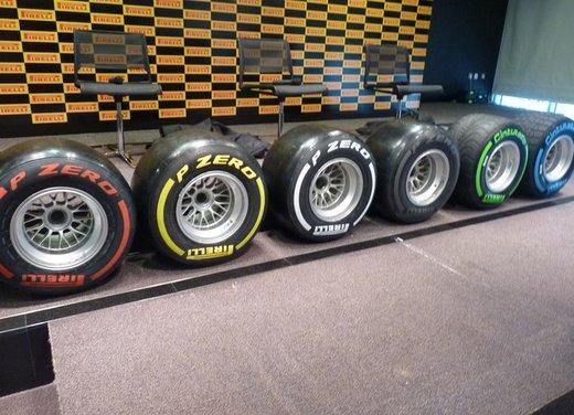 F1 2012: il GP di Abu Dhabi dal punto di vista dei Pirelli P Zero - Foto 17 di 48