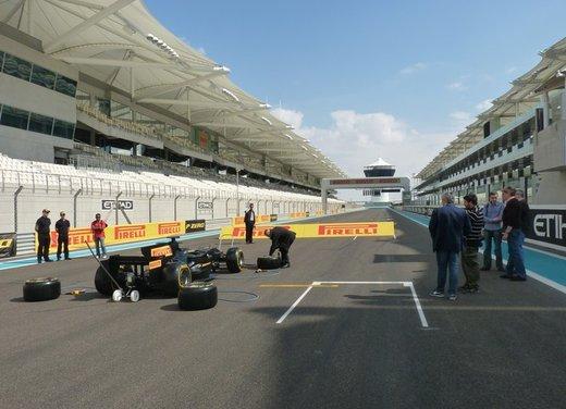 F1 2012: il GP di Abu Dhabi dal punto di vista dei Pirelli P Zero - Foto 23 di 48