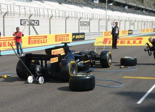 F1 2012: il GP di Abu Dhabi dal punto di vista dei Pirelli P Zero - Foto 24 di 48