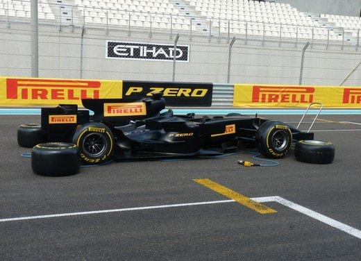 F1 2012: il GP di Abu Dhabi dal punto di vista dei Pirelli P Zero - Foto 9 di 48