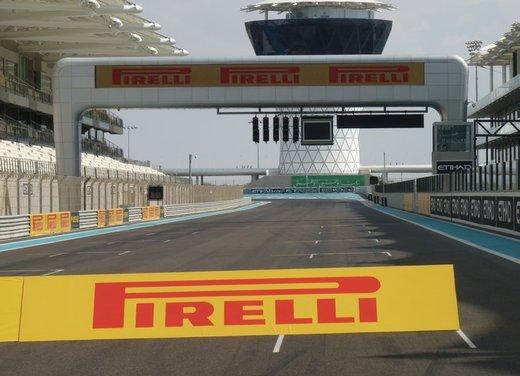 F1 2012: il GP di Abu Dhabi dal punto di vista dei Pirelli P Zero - Foto 26 di 48