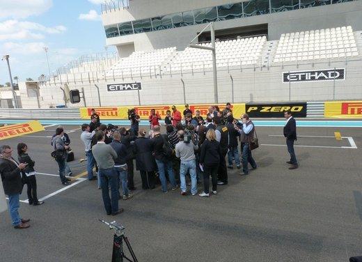 F1 2012: il GP di Abu Dhabi dal punto di vista dei Pirelli P Zero - Foto 28 di 48