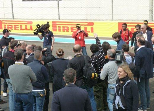F1 2012: il GP di Abu Dhabi dal punto di vista dei Pirelli P Zero - Foto 29 di 48