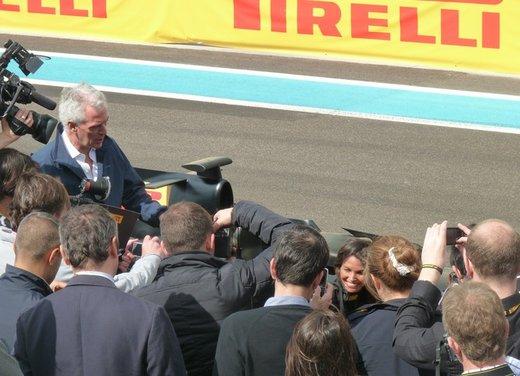 F1 2012: il GP di Abu Dhabi dal punto di vista dei Pirelli P Zero - Foto 33 di 48