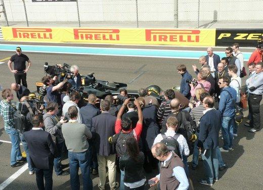 F1 2012: il GP di Abu Dhabi dal punto di vista dei Pirelli P Zero - Foto 34 di 48