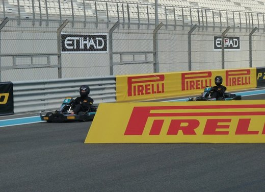 F1 2012: il GP di Abu Dhabi dal punto di vista dei Pirelli P Zero - Foto 10 di 48