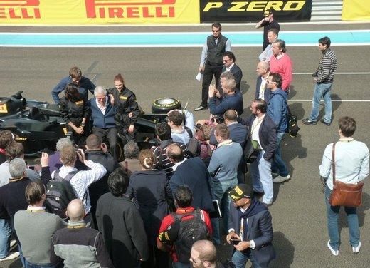 F1 2012: il GP di Abu Dhabi dal punto di vista dei Pirelli P Zero - Foto 38 di 48