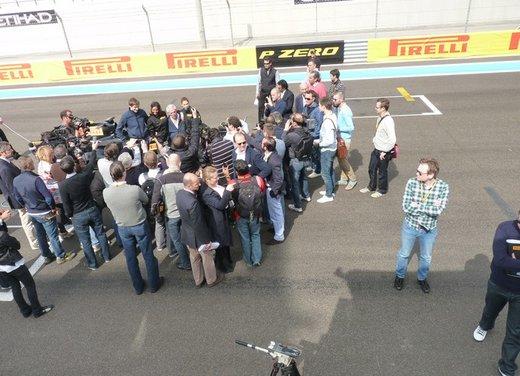 F1 2012: il GP di Abu Dhabi dal punto di vista dei Pirelli P Zero - Foto 40 di 48