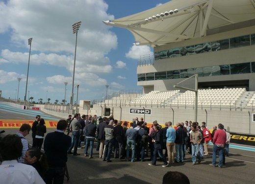 F1 2012: il GP di Abu Dhabi dal punto di vista dei Pirelli P Zero - Foto 42 di 48