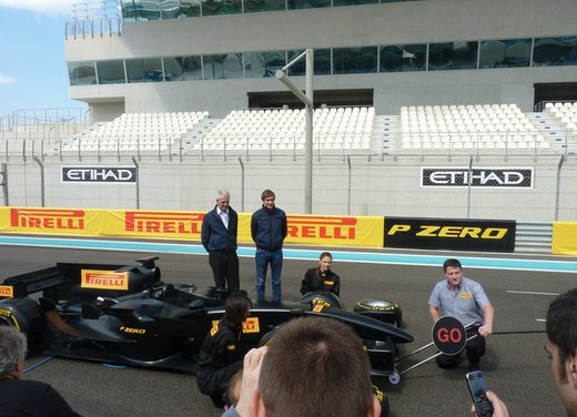 F1 2012: il GP di Abu Dhabi dal punto di vista dei Pirelli P Zero - Foto 43 di 48