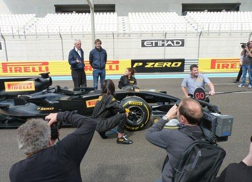 F1 2012: il GP di Abu Dhabi dal punto di vista dei Pirelli P Zero - Foto 44 di 48