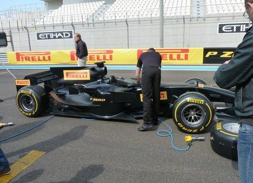 F1 2012: il GP di Abu Dhabi dal punto di vista dei Pirelli P Zero - Foto 46 di 48
