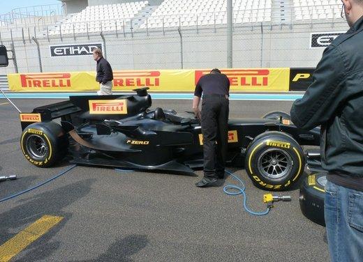 F1 2012: il GP di Abu Dhabi dal punto di vista dei Pirelli P Zero - Foto 47 di 48