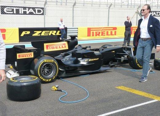 F1 2012: il GP di Abu Dhabi dal punto di vista dei Pirelli P Zero - Foto 48 di 48