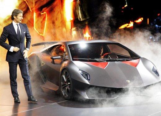 Lamborghini Aventador Roadster e Lamborghini Estoque al Salone di Ginevra?
