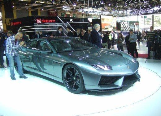 Lamborghini Aventador Roadster e Lamborghini Estoque al Salone di Ginevra? - Foto 13 di 14