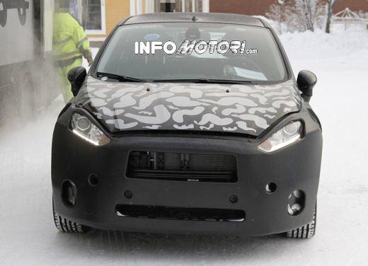 Ford Fiesta 2012, la nuova generazione pronta al debutto - Foto 16 di 24