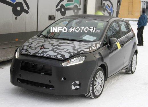 Ford Fiesta 2012, la nuova generazione pronta al debutto - Foto 17 di 24