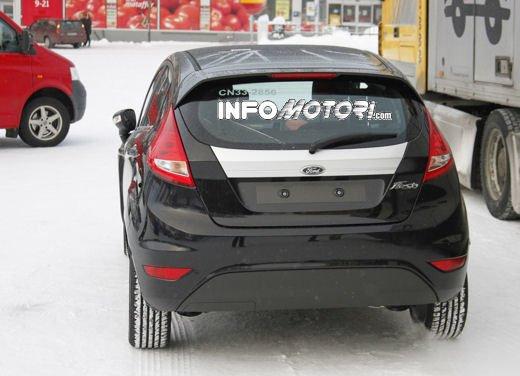 Ford Fiesta 2012, la nuova generazione pronta al debutto - Foto 22 di 24