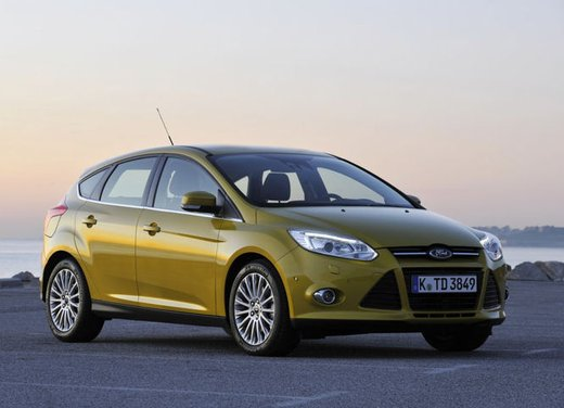 Ford Focus 1.0 Turbo EcoBoost - Foto 15 di 17