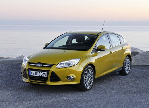 Ford Focus 1.0 Turbo EcoBoost - Foto 14 di 17