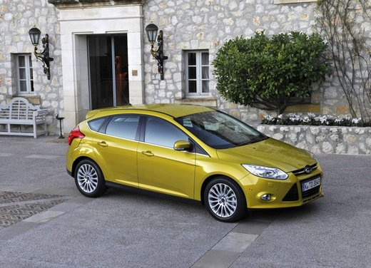 Ford Focus 1.0 Turbo EcoBoost - Foto 1 di 17